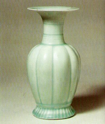 Song Celadon Vase